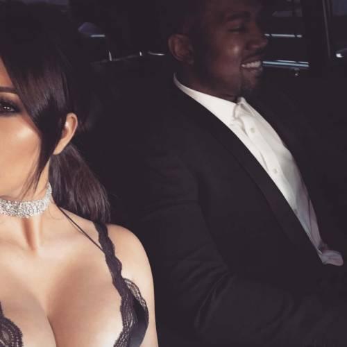 Kim Kardashian, le foto del party hot 16