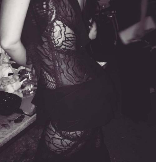 Kim Kardashian, le foto del party hot 11