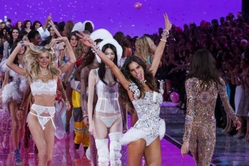 Gli angeli di Victoria's Secret: foto 17
