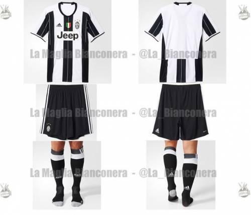 """""""Ecco la nuova maglia della Juve"""" 4"""