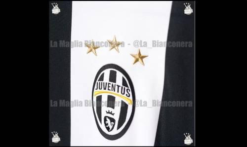 """""""Ecco la nuova maglia della Juve"""" 5"""
