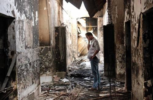 """Kunduz, gli Usa si assolvono: """"Raid su ospedale non è crimine di guerra"""""""