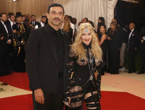 Madonna al Met Gala 2016 18