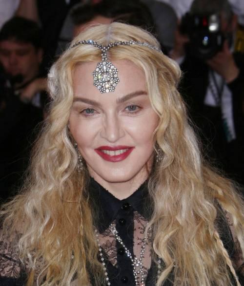 Madonna al Met Gala 2016 29