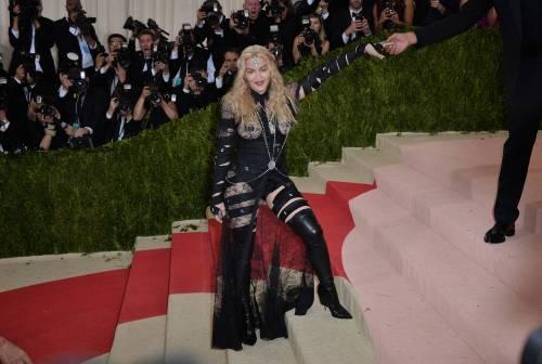 Madonna al Met Gala 2016 37