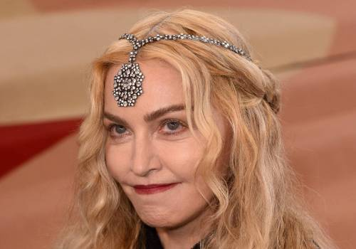 Madonna al Met Gala 2016 38