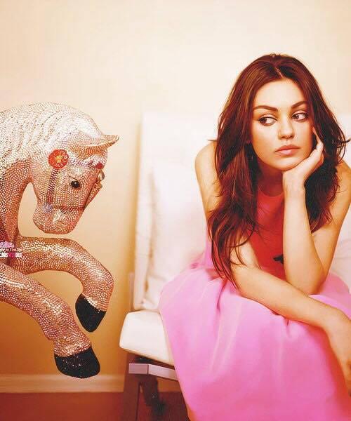 Gli occhioni di Mila Kunis 6