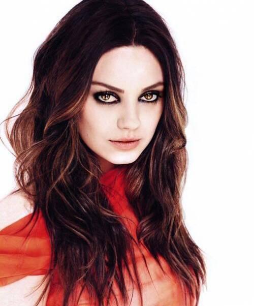 Gli occhioni di Mila Kunis 17