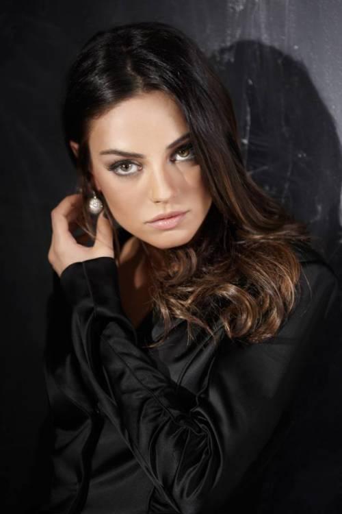 Gli occhioni di Mila Kunis 2