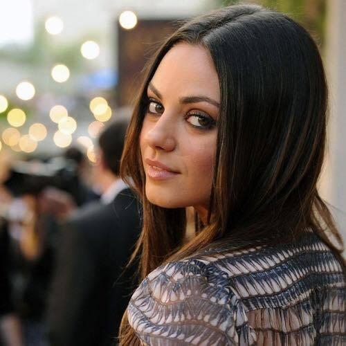 Gli occhioni di Mila Kunis 28