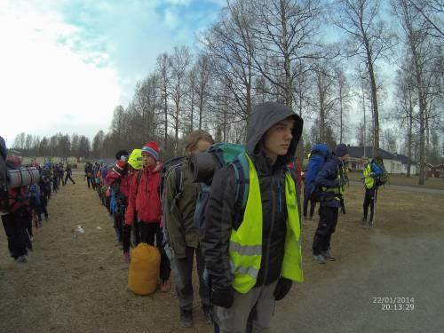 Nel campo dove si gioca a fingersi profughi 7