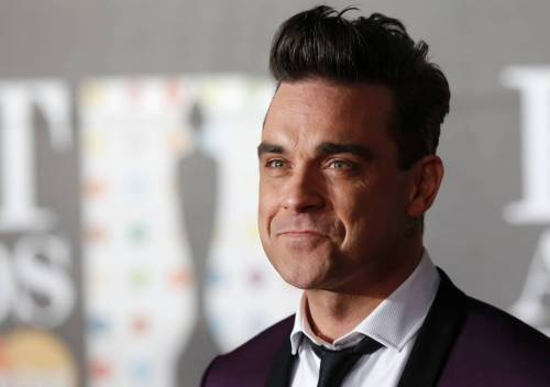 """Robbie Williams umiliato dalla moglie: """"A letto con lui fingo"""""""