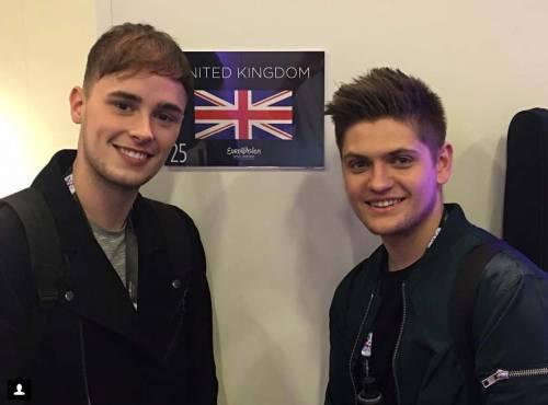 Eurovision Song Contest 2016, i finalisti di diritto 14