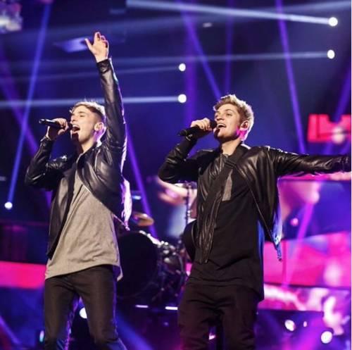 Eurovision Song Contest 2016, i finalisti di diritto 15