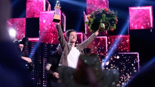 Eurovision Song Contest 2016, i finalisti di diritto 24