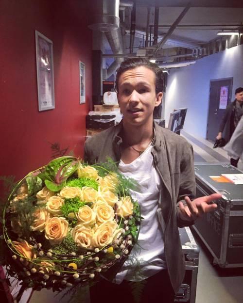 Eurovision Song Contest 2016, i finalisti di diritto 27