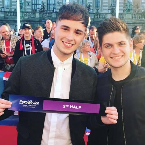 Eurovision Song Contest 2016, i finalisti di diritto 28