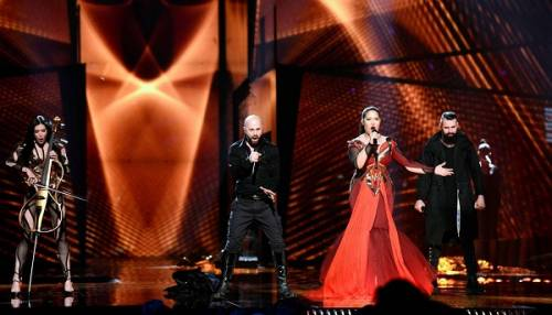 Eurovision Song Contest 2016: le foto della prima semifinale 10