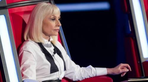 Raffaella Carrà gaffeuse di The Voice 2