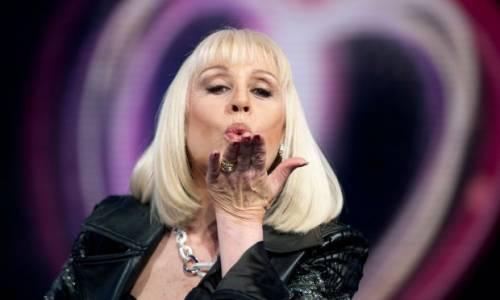 Raffaella Carrà gaffeuse di The Voice 10