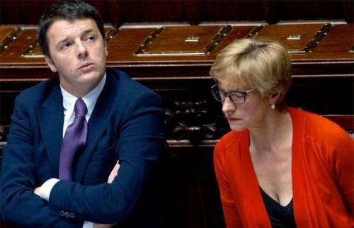 Renzi pronto a sostituire la Pinotti?