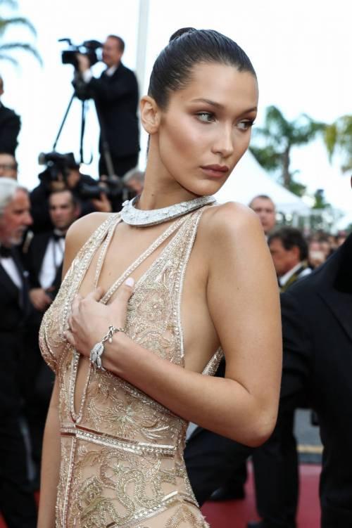 Natural e nude look, le più sexy di Cannes 2016: foto 5
