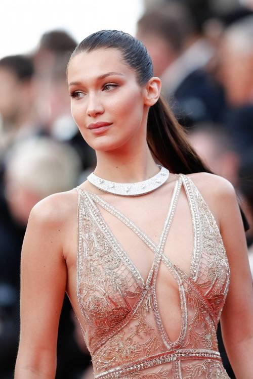 Natural e nude look, le più sexy di Cannes 2016: foto 4