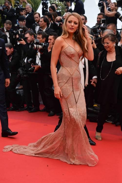 Natural e nude look, le più sexy di Cannes 2016: foto 18