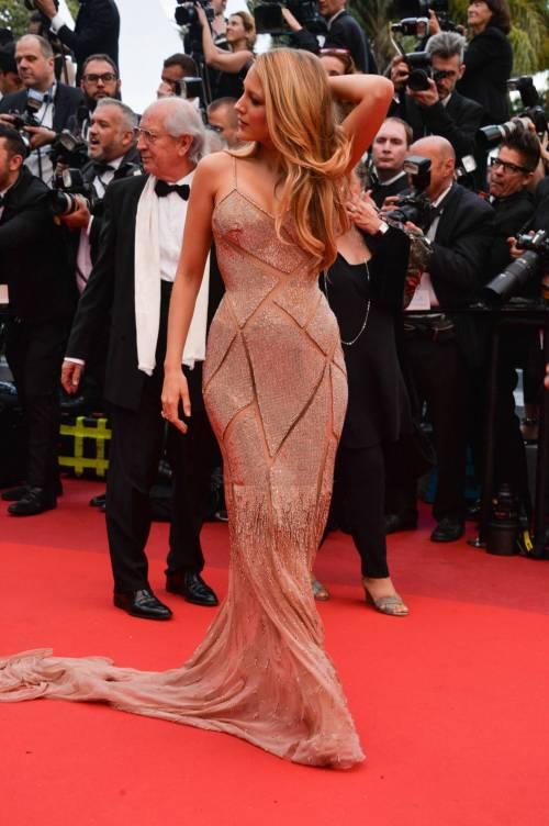 Natural e nude look, le più sexy di Cannes 2016: foto 19
