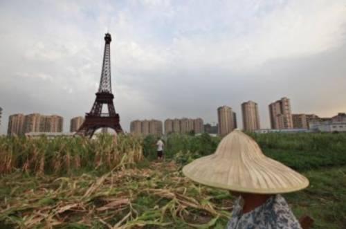 Ecco le città fantasma firmate Made-in-China 4