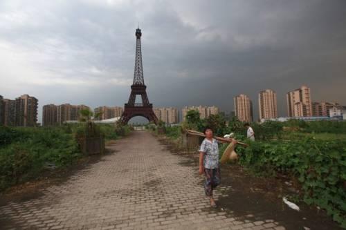 Ecco le città fantasma firmate Made-in-China 6