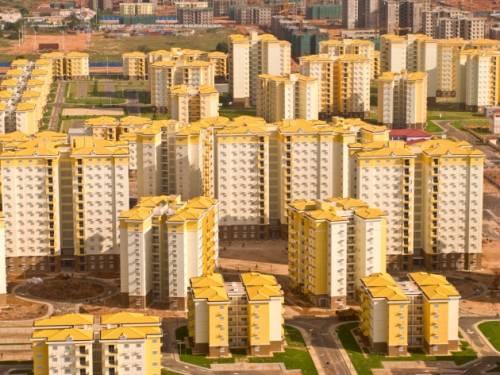 Ecco le città fantasma firmate Made-in-China 10