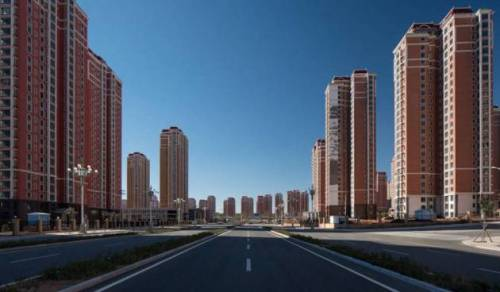 Ecco le città fantasma firmate Made-in-China 8