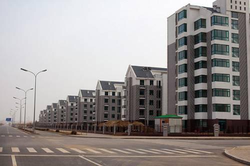 Ecco le città fantasma firmate Made-in-China 9