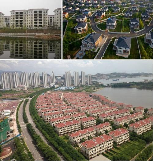 Ecco le città fantasma firmate Made-in-China 11