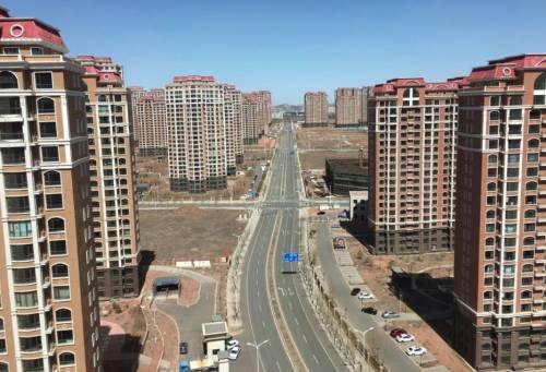 Ecco le città fantasma firmate Made-in-China 2