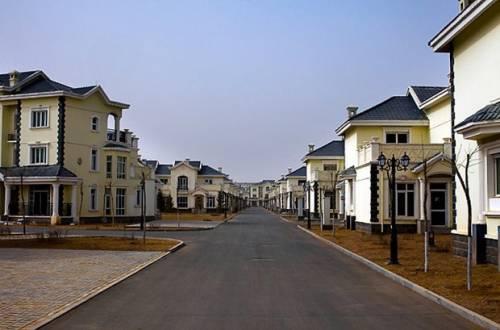 Ecco le città fantasma firmate Made-in-China 14