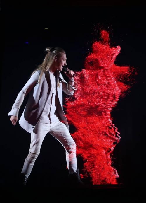 Eurovision Song Contest 2016: la seconda semifinale 52
