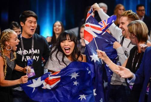 Eurovision Song Contest 2016: la seconda semifinale 84