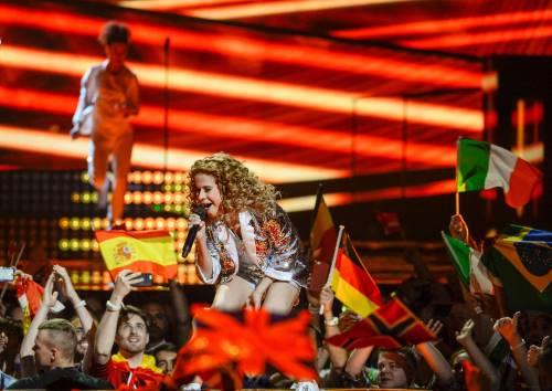 Eurovision Song Contest 2016: la seconda semifinale 97