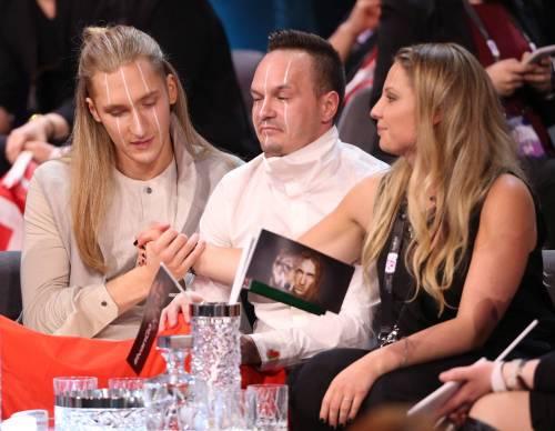 Eurovision Song Contest 2016: la seconda semifinale 96