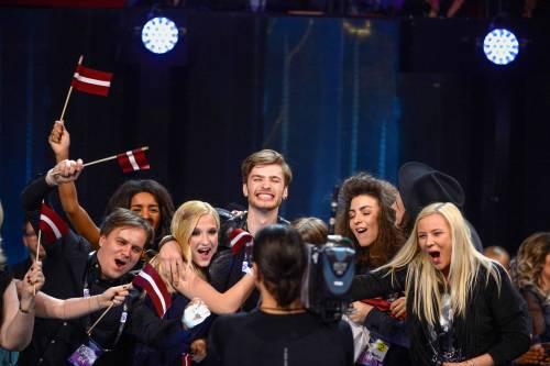 Eurovision Song Contest 2016: la seconda semifinale 100