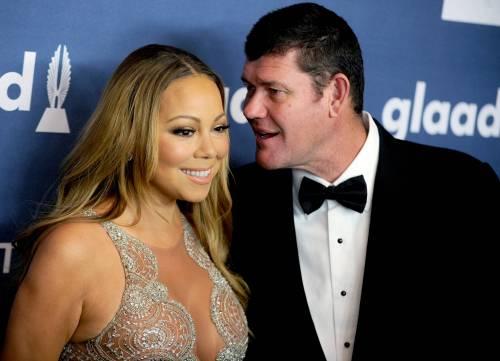 Mariah Carey bomba sexy ai Glaad Awards 2