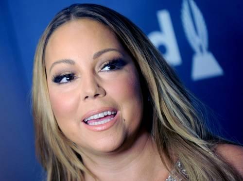 Mariah Carey bomba sexy ai Glaad Awards 8