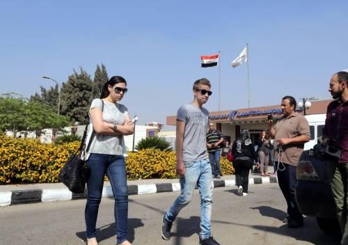 Egyptair, la disperazione dei parenti delle vittime 4