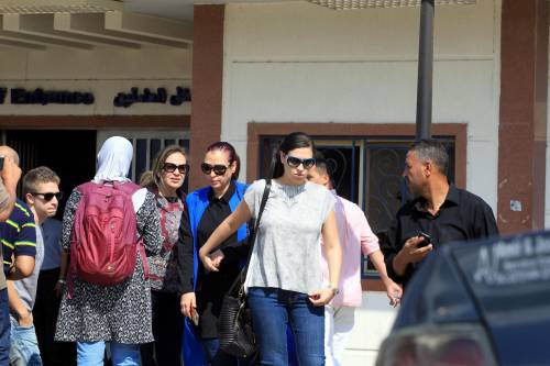 Egyptair, la disperazione dei parenti delle vittime 5