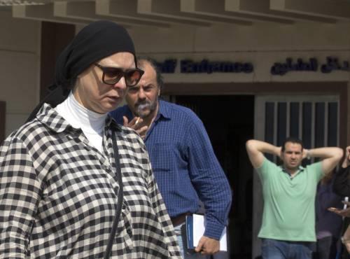 Egyptair, la disperazione dei parenti delle vittime 7