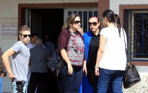 Egyptair, la disperazione dei parenti delle vittime 14