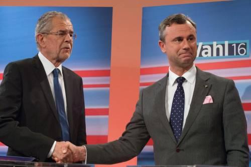 """""""In Austria ci sono stati brogli"""": la destra presenta il ricorso"""