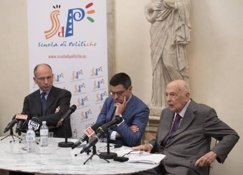 """""""Lega su posizioni xenofobe"""". E Napolitano viene denunciato"""